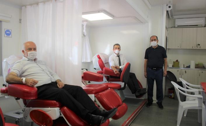 BEKSİAD'dan kan bağışına tam destek