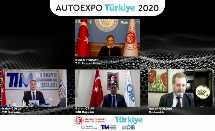 Türk otomotiv firmalarından  63 ülkeye üç boyutlu sergi