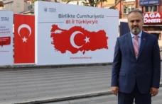 Birlikte cumhuriyetiz, 81 il Türkiye'yiz