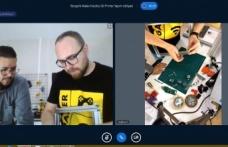 Borçelik Maker Kulübü'nden 3 boyutlu yazıcı