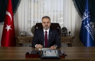 Bursa Büyükşehir'den GES için ilk adım
