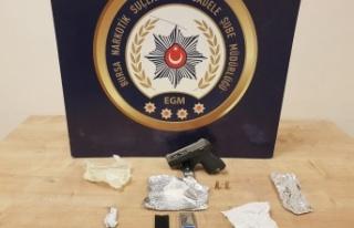 Narkotik Suçlarla ilgili düzenlenen operasyonlarda...