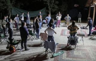 Nilüfer Çoksesli Korosu'nda hedef uluslararası
