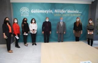 Başkan Erdem'den iç denetçilere teşekkür