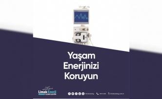 Elektrikli cihaza bağlı hastalara çağrı
