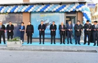 Limak Enerji Balıkesir Bölge Müdürlüğü yeni binasının açılışı yapıldı
