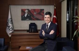 """BOSİAD Başkanı Rasim Çağan; """"Özgür gazetecilere ihtiyacımız var"""""""